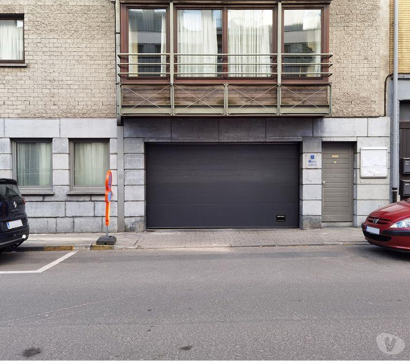 Location parking & garage Ixelles - 1050 - Photos Vivastreet Parking à louer - te huur Arrêt Stéphanie