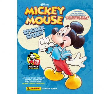 Photos Vivastreet échange images PANINI MICKEY 90 ans