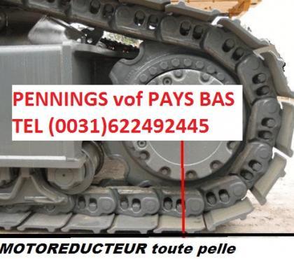 Photos Vivastreet Moteur de chenille ;motoreducteur TOUTE PELLE