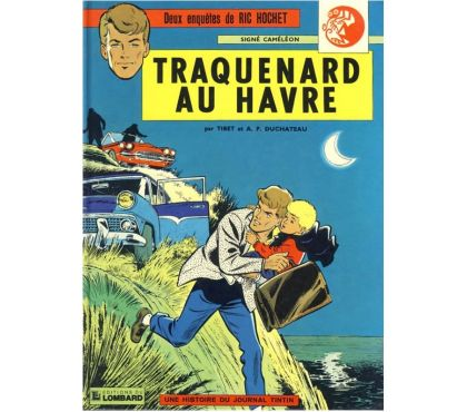 Photos Vivastreet Ric Hochet – Traquenard au Havre T01 RE