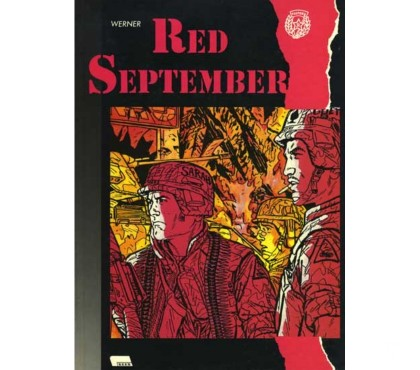 Photos Vivastreet Red September - Red September OS EO