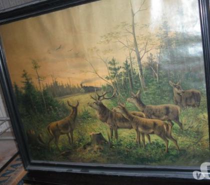 Photos Vivastreet Peinture à l'huile 62 X 77 cm