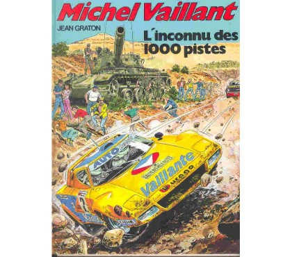 Photos Vivastreet Michel Vaillant – L'inconnu des 1000 pistes T37 RE