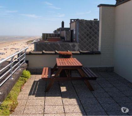 Photos Vivastreet Penthouse situé centre digue avec vue sur la mer.