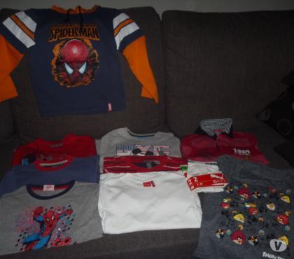 Photos Vivastreet lot de vêtements garçon 8ans