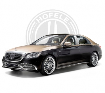 Photos Vivastreet Mercedes-Benz S 450 Long - HOFELE Ultimate HS