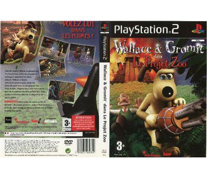 Photos Vivastreet Wallace & Gromit dans le projet Zoo (PS2)