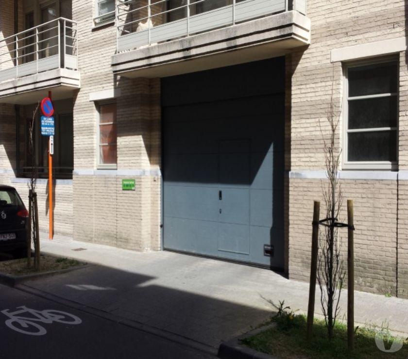 Location parking & garage Ixelles - 1050 - Photos Vivastreet Parking à louer - te huur Bxl Luxembourg Parlement Europ