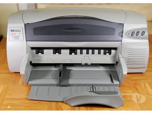 Photos Vivastreet Imprimante Hewlett-Packard DeskJet 1220c A4-A3