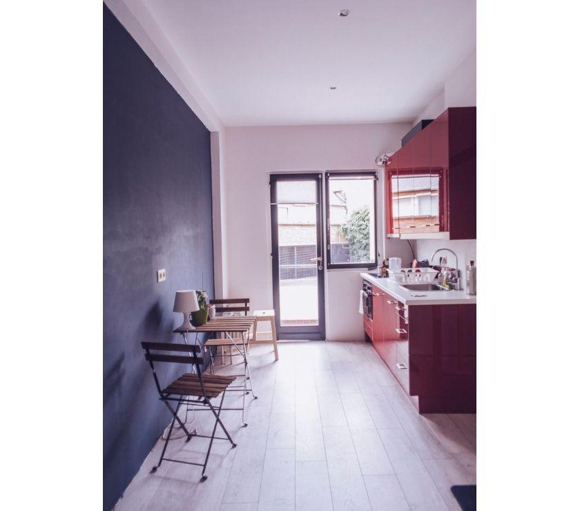 location meublé Uccle - 1180 - Photos Vivastreet Studio Duplex Uccle - BrugmannVanderkindere - FemmeCouple
