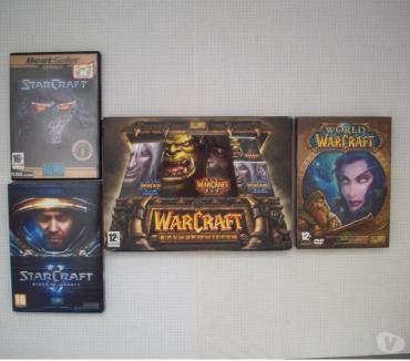 Photos Vivastreet Jeux vidéo Blizzard en boîte pour PC Windows