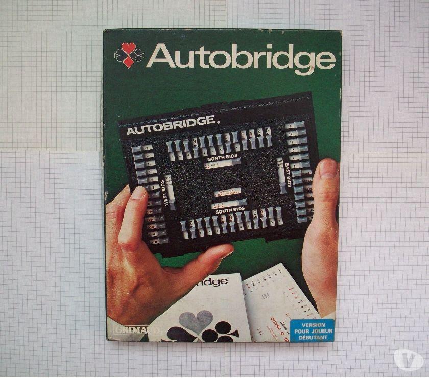 Photos Vivastreet Autobridge - pour joueur débutant - de chez Grimaud