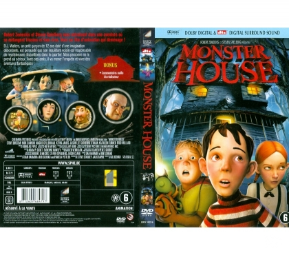 Photos Vivastreet Monster House de Gil Kenan