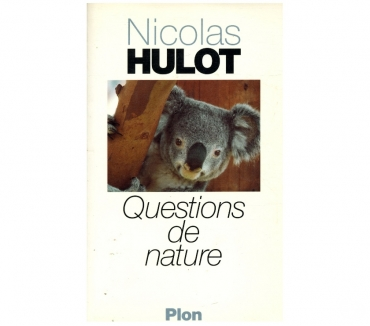 Photos Vivastreet Questions de nature de Nicolas Hulot
