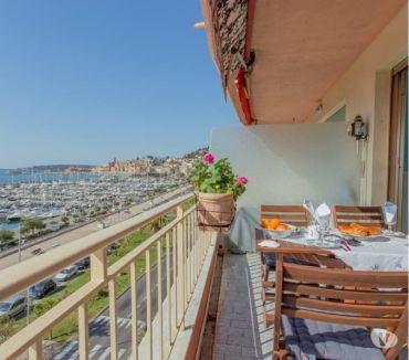 Photos Vivastreet Magnifique 3P face mer et port avec terrasse