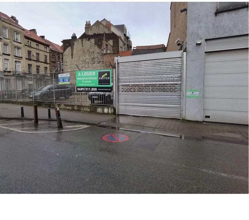 Location parking & garage Bruxelles Bruxelles - 1000 - Photos Vivastreet Parking à louer - te huur Extérieur Quartier Brabant