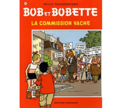 Photos Vivastreet Bob et Bobette – La commission vache T268 EO