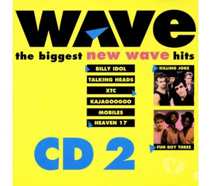 Photos Vivastreet Wave the biggest new wave hits (CD2)