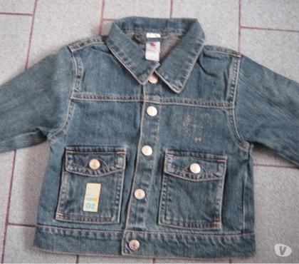 Photos Vivastreet vestes en jeans pour garçon taille 74