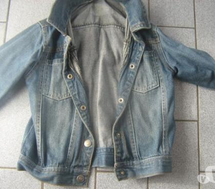 Photos Vivastreet vestes en jeans pour garçon taille 110