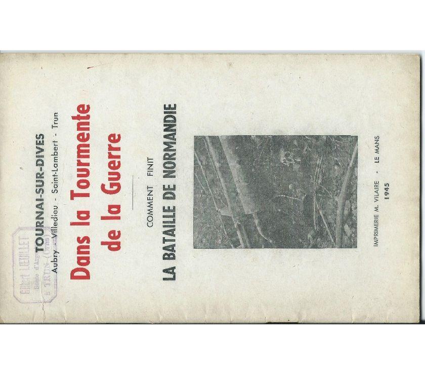 Collections Zaventem Zaventem - 1930 - Photos Vivastreet 40-45 Bataille de Normandie. Tourmente.