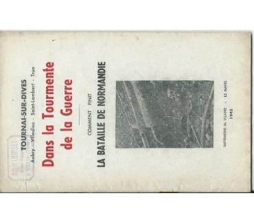Photos Vivastreet 40-45 Bataille de Normandie. Tourmente.