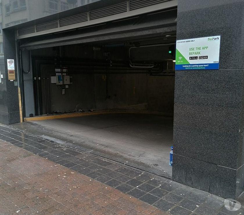Location parking & garage Bruxelles Bruxelles - 1000 - Photos Vivastreet Parking à louer Trône Gare de Bruxelles Luxembourg