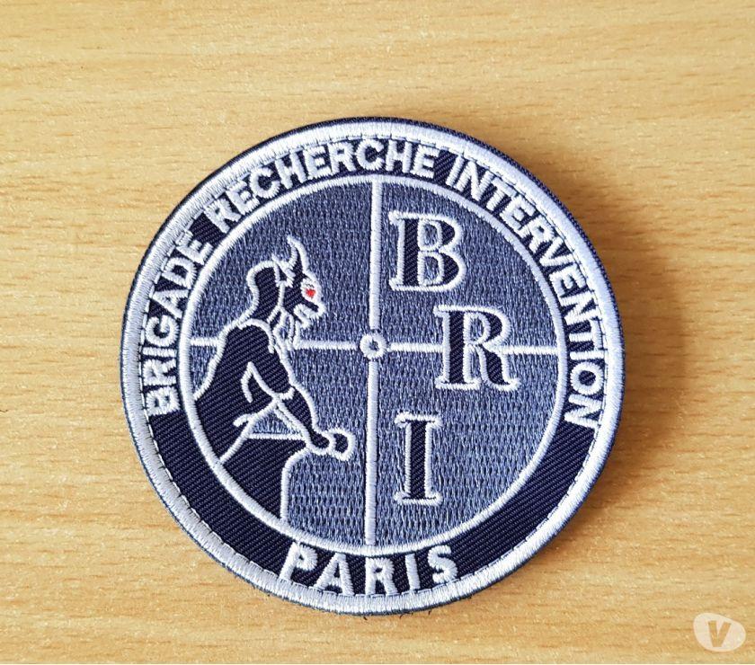 Photos Vivastreet Ecusson brodé bri brigade recherche intervention paris