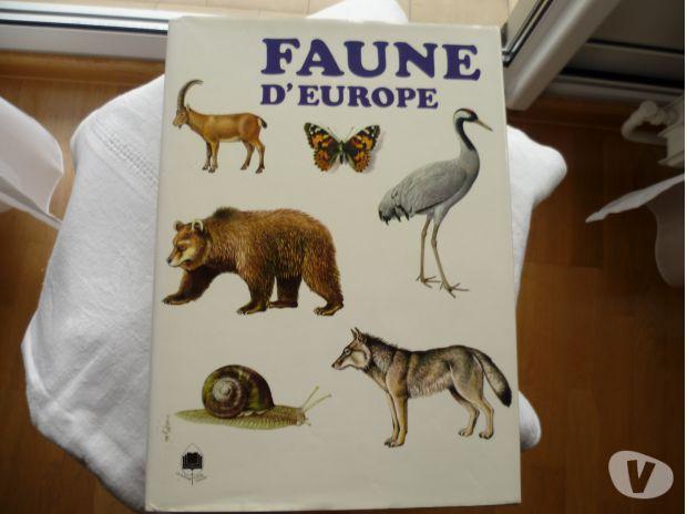 Livres Uccle - 1180 - Photos Vivastreet Faune d'Europe