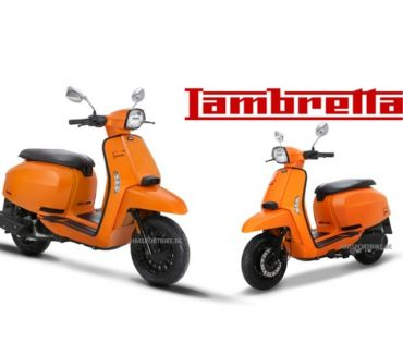 Photos Vivastreet New Lambretta V50 Special