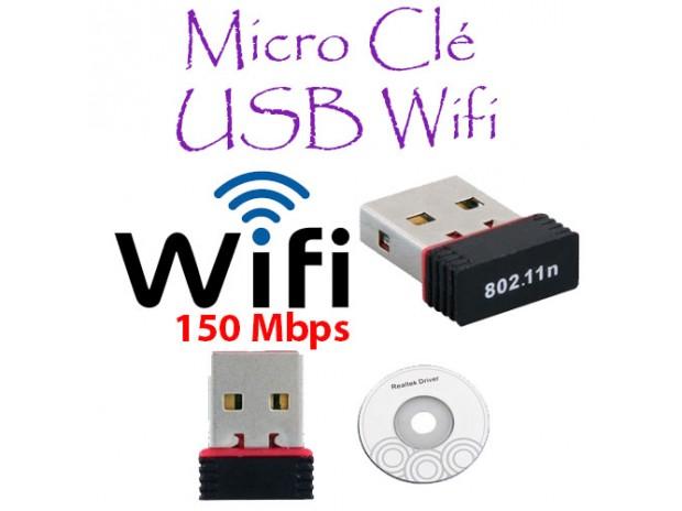 Photos Vivastreet Clé USB Adaptateur WiFi 150Mbps USB 2.0 WLAN