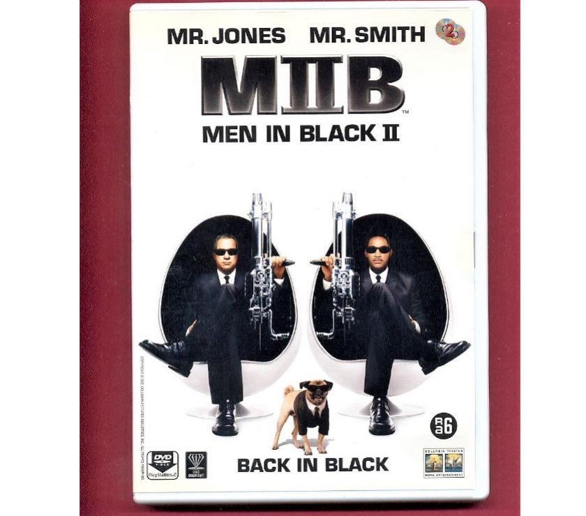Photos Vivastreet Men In Black 2 (FrEn) double dvd