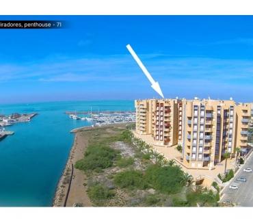Photos Vivastreet Attique avec solarium 82m2, vue sur mer