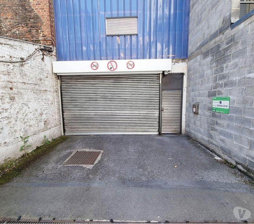 Location parking & garage Liège Liège - 4000 - Photos Vivastreet Parking à louer Parc d'Avroy 4000 Liège