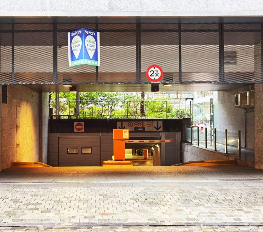 Location parking & garage Bruxelles Bruxelles - 1000 - Photos Vivastreet Parking à louer - te huur Commerce Leopold Quarter