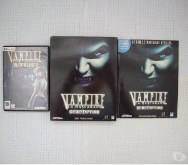 Photos Vivastreet Jeux vidéo en boîte Vampire pour PC Windows