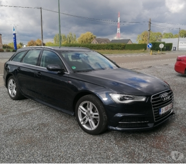 Photos Vivastreet AUDI A6 BREAK 2.0TDI 140KW190CV S-LINES-TRONIC BLEU-QUARTZ