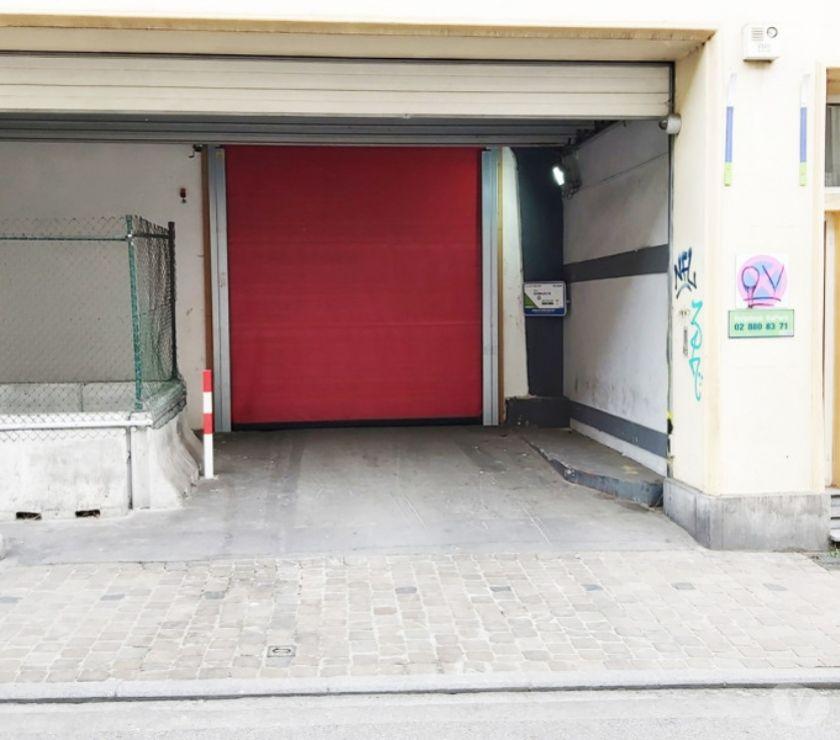 Location parking & garage Ixelles - 1050 - Photos Vivastreet Parking à louer Flagey Rue Malibran