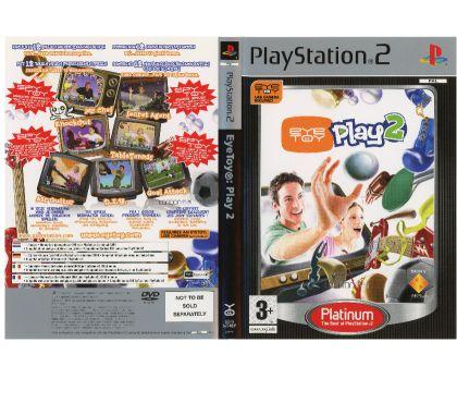 Photos Vivastreet EyeToy - Play 2 (PS2)