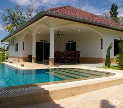 Photos Vivastreet Thailande , Villa 3 chambres avec piscine privée
