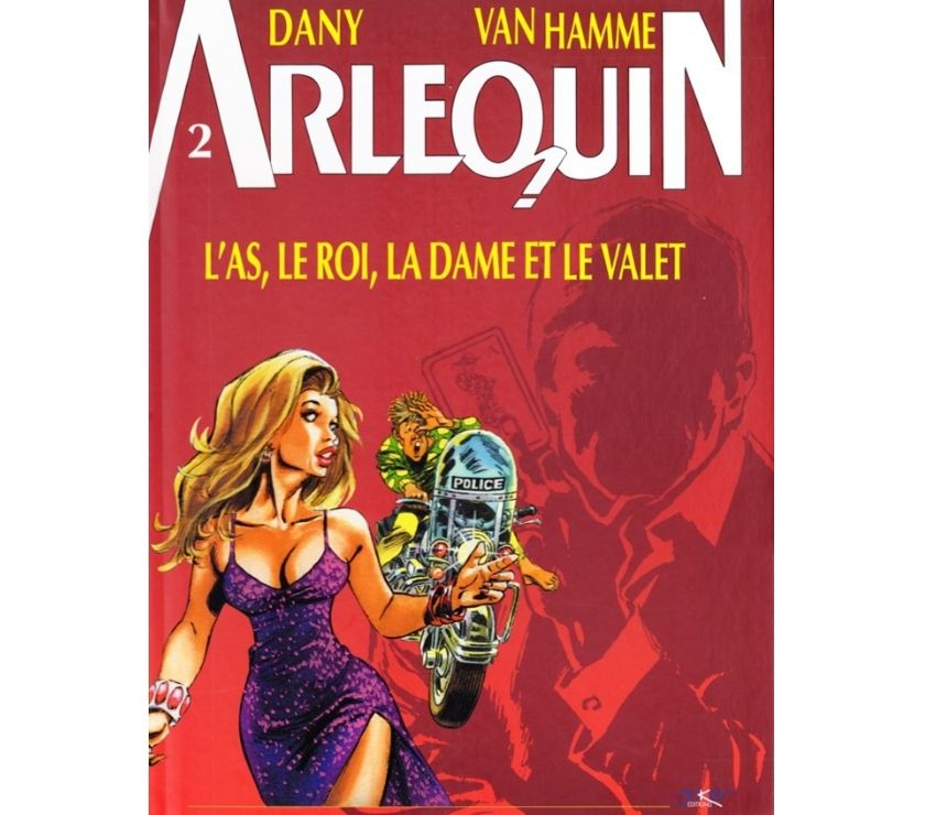 Photos Vivastreet Arlequin - L'as, le roi, la dame et le valet T02 RE