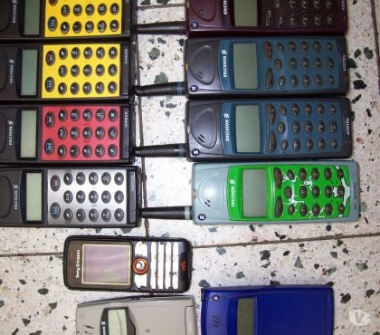 Photos Vivastreet LOT DE GSM TRES ANCIENS TTES.MARQUES