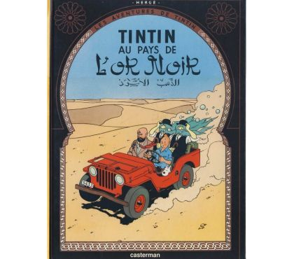 Photos Vivastreet Tintin et Milou – Au pays de l'or noir T15 RE