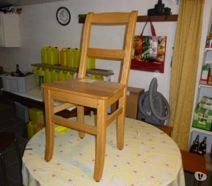 Photos Vivastreet chaise en chene