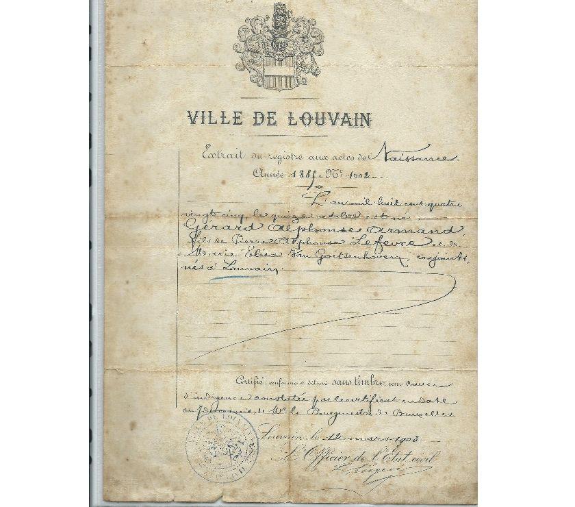 Collections Zaventem Zaventem - 1930 - Photos Vivastreet Ville de Louvain