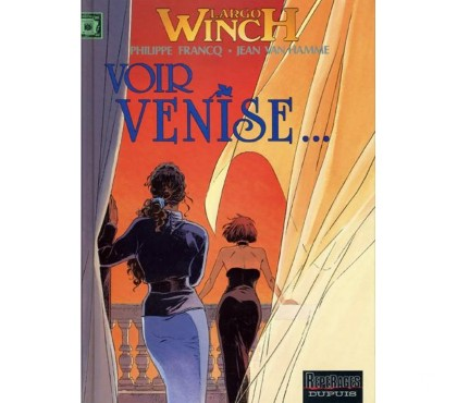 Photos Vivastreet Largo Winch - Voir Venise ... T09 EO