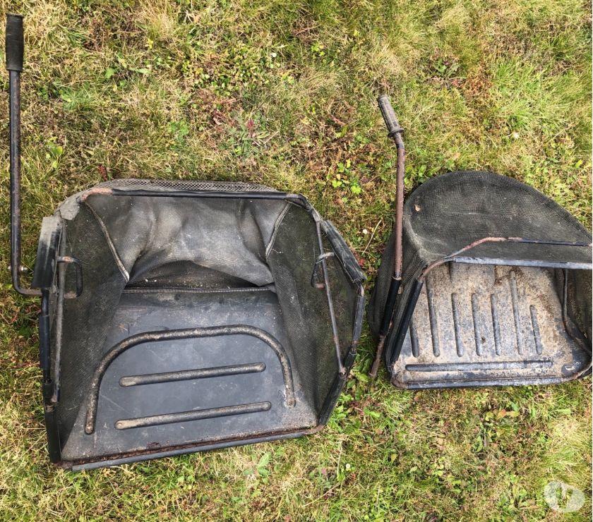 Photos Vivastreet Bac de tracteur tondeuse