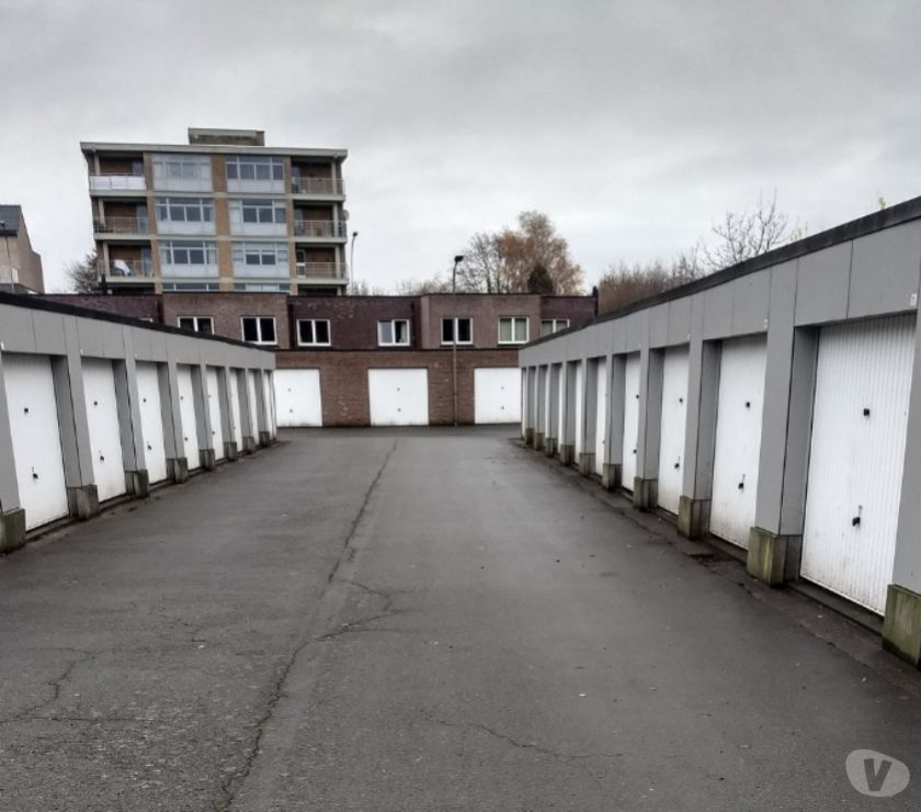 Location parking & garage Gent - 9000 - Photos Vivastreet Parking à louer Gand Zwijnaarde Gestichtstraat