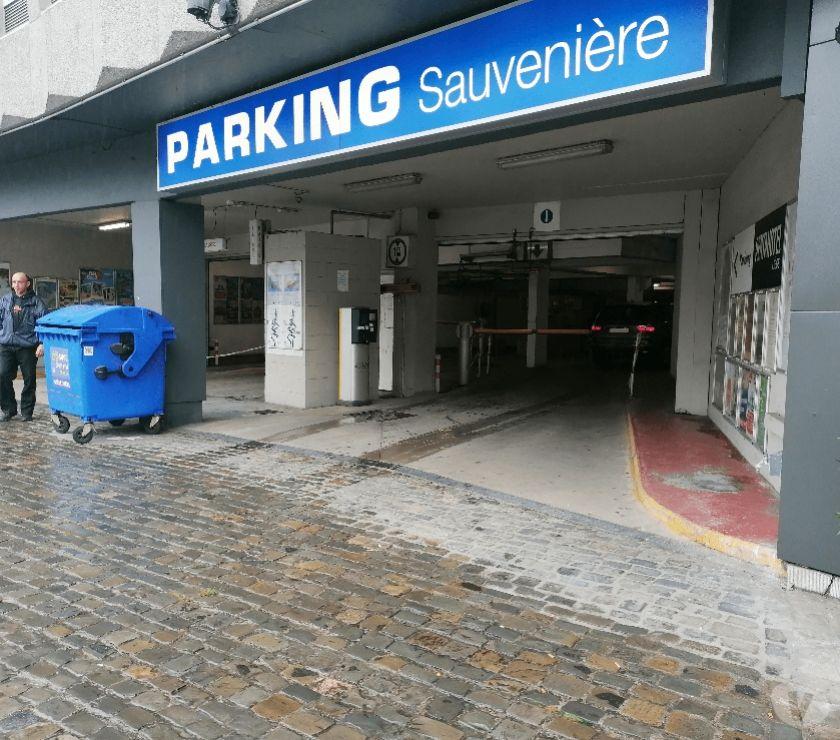 Location parking & garage Liège Liège - 4000 - Photos Vivastreet Parking à louer - te huur Sauvenière Liège