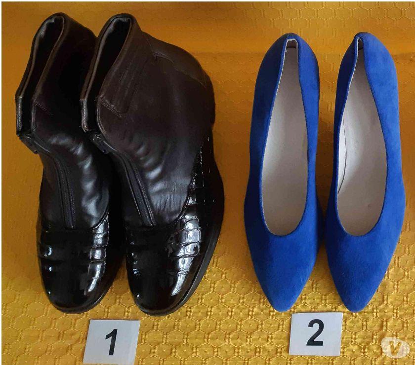 Photos Vivastreet Chaussures pour femmes de pointure 39 en cuir NEUF